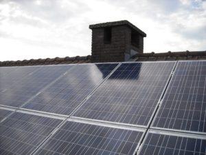 Het Werken met Zonne-energie