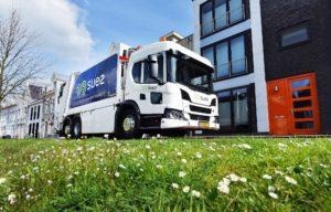 Vuilniswagens op waterstof: duurzame inzameling in regio Helmond