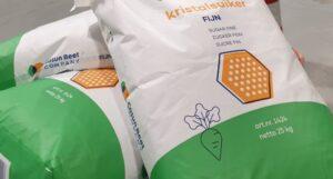 Verpakking van suikerbietenpapier voor industriële klanten