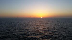 GDP-Methode: zacht en snel windmolens bouwen op zee zonder leven in zee te storen
