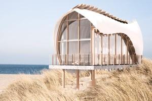 Sustainer Homes; duurzame zelfvoorzienende huisjes