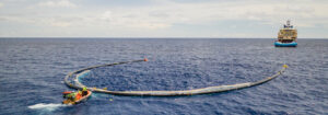 AVR werkt samen met The Ocean Cleanup