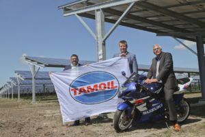 Tamoil eerste oliemaatschappij in Nederland die groene stroom produceert