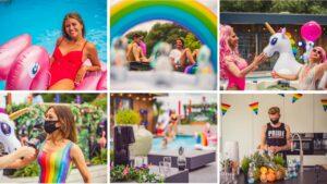 SodaStream maakt exclusieve TV aflevering Pride Pool Party