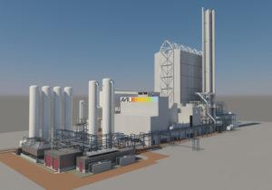 Afvalenergiebedrijf AVR pakt CO2-uitstoot aan met start bouw grootschalige CO2-afvanginstallatie