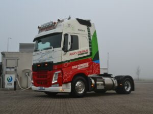 Volvo FH LNG voor A. Roemaat Transport B.V.