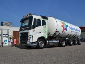 Transport Groep Gelderland kiest voor duurzaam transport