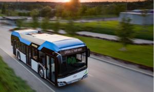 Connexxion gaat vanaf eind 2021 rijden met 20 waterstofbussen