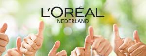 L'Oréal werkt aan schonere wereld met echt groen gas Greenchoice