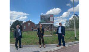 Aanleg doorfietsroute F58 tussen Roosendaal en Bergen op Zoom van start
