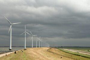 Groen licht voor bouw buitendijkse windmolens Windplanblauw