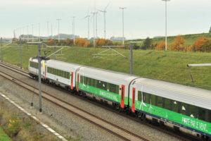 Windturbinepark Greensky bekroond tijdens Belgische Energie- en Milieuprijs
