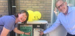Zon op Nes is 1e energiecoöperatie in Amstelveen
