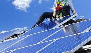 Iedereen aan de zonne-energie