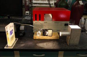 Zonnecellen vangen CO2 en zonlicht en produceren brandstof